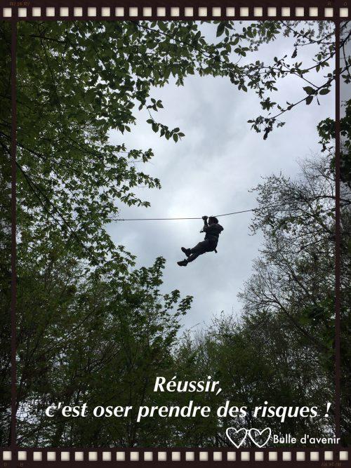 réussir risques